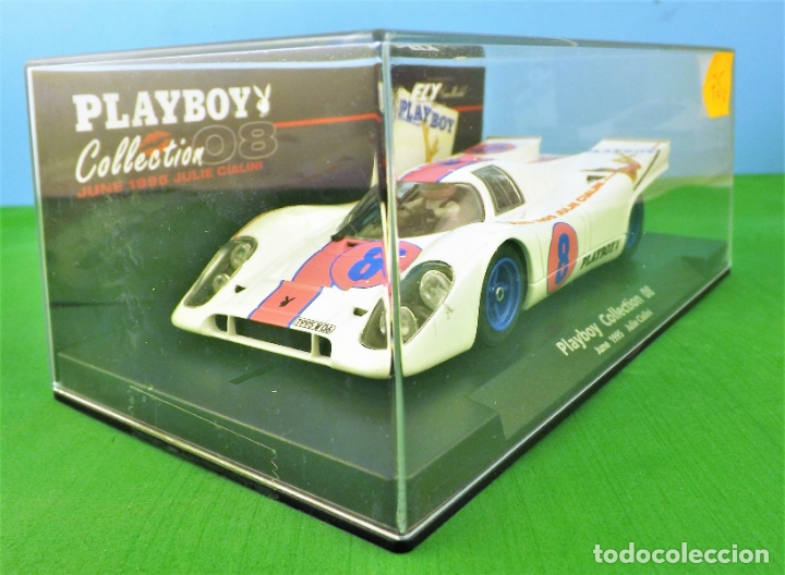 Slot Cars: Fly Car Model Playboy Collection nº 08 - Foto 2 - 174149775