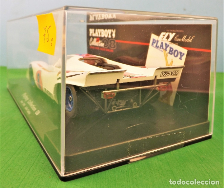 Slot Cars: Fly Car Model Playboy Collection nº 08 - Foto 3 - 174149775