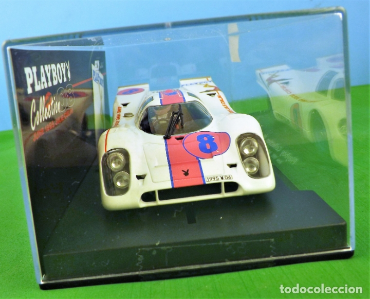 Slot Cars: Fly Car Model Playboy Collection nº 08 - Foto 4 - 174149775