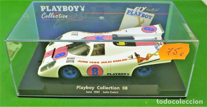 FLY CAR MODEL PLAYBOY COLLECTION Nº 08 (Juguetes - Slot Cars - Fly)