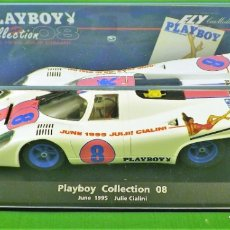 Slot Cars: FLY CAR MODEL PLAYBOY COLLECTION Nº 08. Lote 174149775