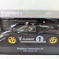 Slot Cars: SLOT FLY CAR MODEL PLAYBOY COLLECTION Nº 01. Lote 174441258