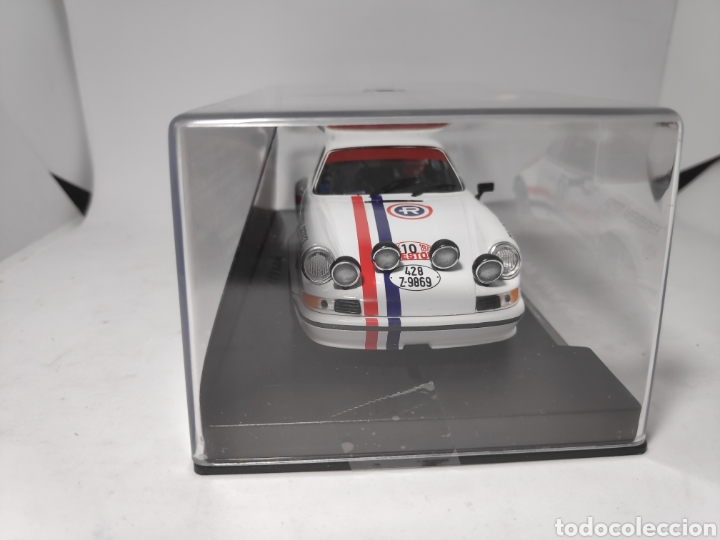 Slot Cars: FLY PORSCHE 911 S RALLY FIRESTONE 1970 REF. 88145 - Foto 2 - 175460653