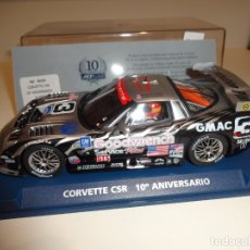 Slot Cars: FLY. CORVETTE C5R. 10º ANIVERSARIO FLY. REF. A-2008. Lote 175634309