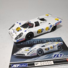 Slot Cars: FLY PORSCHE 917 K CRIN. Lote 175855767
