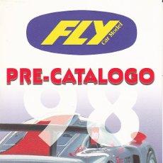 Slot Cars: CATALOGO COCHES FLY 1998. Lote 175965189