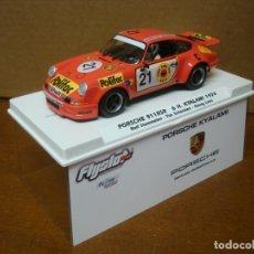 Slot Cars: FLYSLOT PORSCHE 911 KYALAMI ED LIMITADA 100 REF 036302B NUEVO CON CAJA ORIGINAL. Lote 176545667