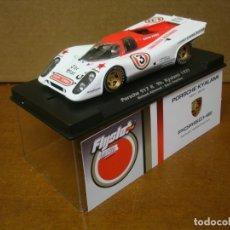 Slot Cars: FLYSLOT PORSCHE 917 KYALAMI ED LIMITADA 100 REF 005301B NUEVO CON CAJA ORIGINAL. Lote 176546729