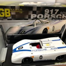 Slot Cars: COCHE SLOT FLY PORSCHE 917 SPYDER MUSEO COLLIER DE NAPLES NUEVO CON CAJA. Lote 177896469
