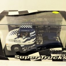 Slot Cars: FLY SUPER TRUCKS SISU NÜRBRUNGING 2005. Lote 178560963