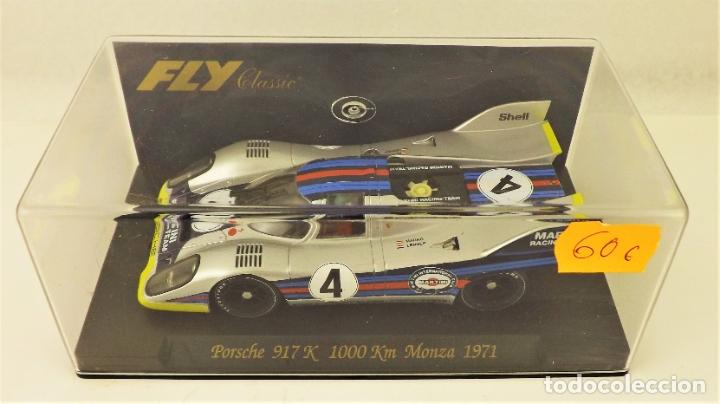 Slot Cars: Fly Car Model C57 Porsche 917 K Monza 71 - Foto 2 - 178756846