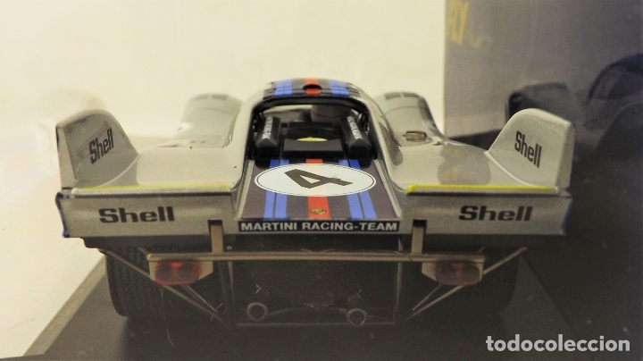 Slot Cars: Fly Car Model C57 Porsche 917 K Monza 71 - Foto 4 - 178756846