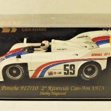 Slot Cars: FLY CAR MODEL A-162 PORSCHE 917. Lote 178997550