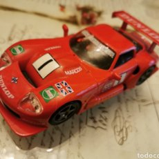 Slot Cars: FLY MARCOS 600 LM. Lote 179040076