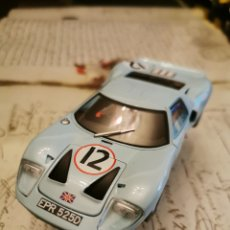 Slot Cars: FLY FORD GT-40. Lote 179041421