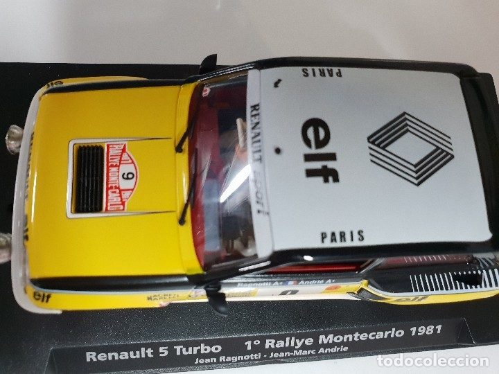 Slot Cars: RENAULT 5 TURBO DE FLY REF.-88160 - Foto 2 - 190401370