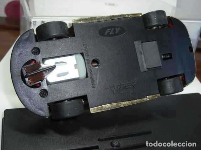 Slot Cars: DODGE VIPER GTS - R. Edición especial ORO - Foto 5 - 179256418