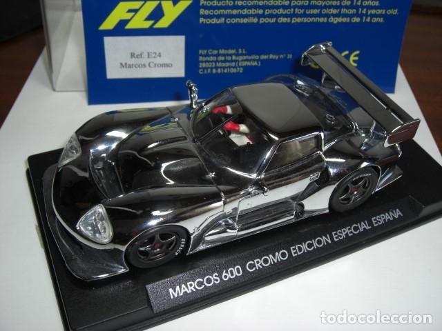 Slot Cars: FLY MARCOS 600. CROMO Edición Especial España - Foto 7 - 179256927
