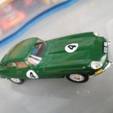 Slot Cars: SCX JAGUAR E. Lote 180019907