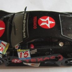 Slot Cars: COCHE SCALEXTRIC FLY, LISTER STORM FUNCIONA. CC. Lote 180312160