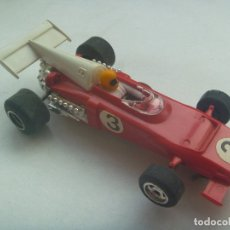 Slot Cars: COCHE DE CARRERAS DE PISTAS DE HORNBY HOBBIES LTD., MADE IN GREAT BRITAIN. Lote 237136685
