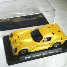 Slot Cars: PANOZ ESPERANTE GTR1 ROAD CAR3, NUEVO A ESTRENAR. Lote 183453550
