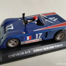Slot Cars: CHEVRON B 19. Lote 183978140