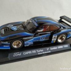 Slot Cars: FORD CAPRI RS TURBO. Lote 183979536