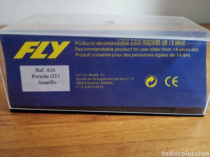 Slot Cars: Coche scalextric de Fly Porsche GT1 Spa Francochamps ref. A36 - Foto 4 - 184013698