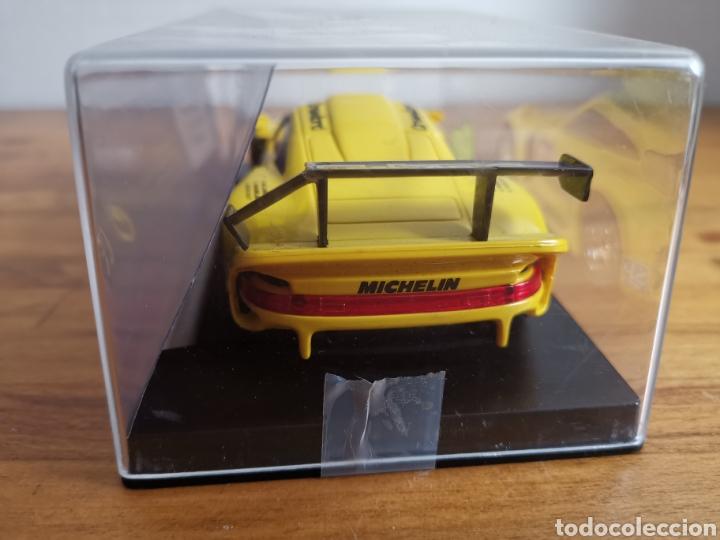Slot Cars: Coche scalextric de Fly Porsche GT1 Spa Francochamps ref. A36 - Foto 5 - 184013698