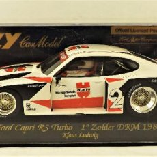 Slot Cars: FLY CAR MODEL A146 FORD CAPRI RS TURBO. Lote 184094397