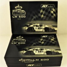 Slot Cars: FLY CAR MODEL JARAMA 98 MARCOS LM 600. Lote 184686031