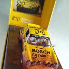 Slot Cars: FLY PORSCHE 911 RS 1973 SAFARI,MODELO SUCIO, REF E2002AR SOLO 200 UNIDADES.VÁLIDO SCALEXTRIC. Lote 186396197