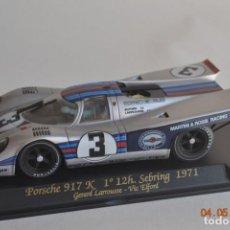 Slot Cars: PORSCHE 917 K. Lote 188419388