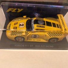 Slot Cars: FLY PORSCHE GT1 GUÍA SLOT RACING. Lote 188814482