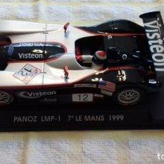 Slot Cars: FLYA-91PANOZ LMP17º LE MANS 1999. Lote 189257836