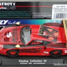 Slot Cars: FLY 99049 PORSCHE 911 GT1 EVO PLAYBOY COLLECTION 05. Lote 155155906