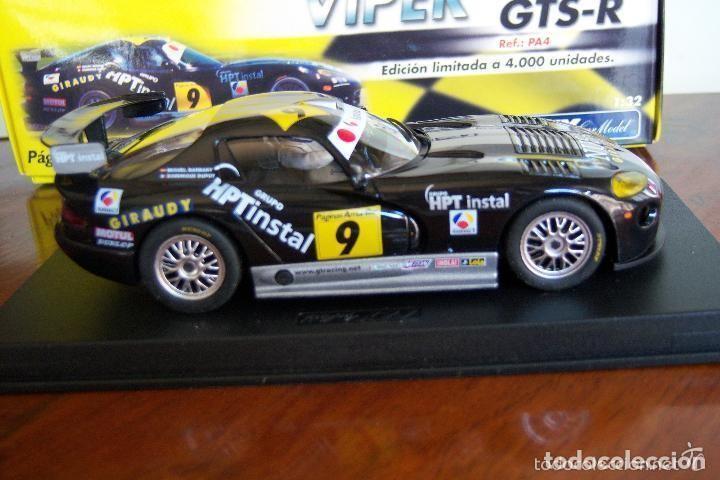 Slot Cars: FLY PA-4 VIPER GTS-R Campeonato de España GT 2001 - Foto 2 - 155151442