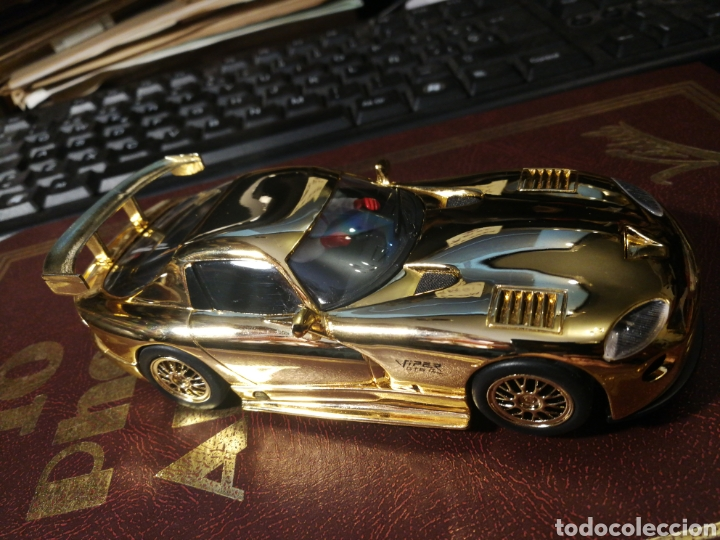 FLY VIPER GTS R. NUEVO SIN USO. (Juguetes - Slot Cars - Fly)