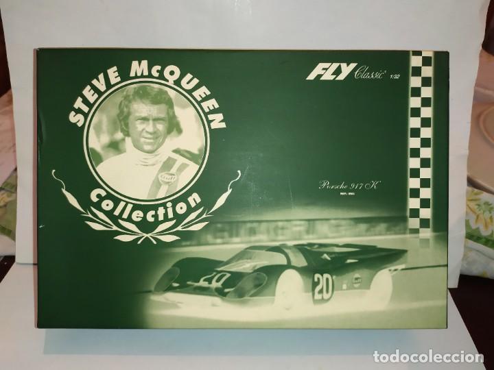 Slot Cars: Porsche 917 de Fly - Steve McQueen Collection - Foto 2 - 190878997