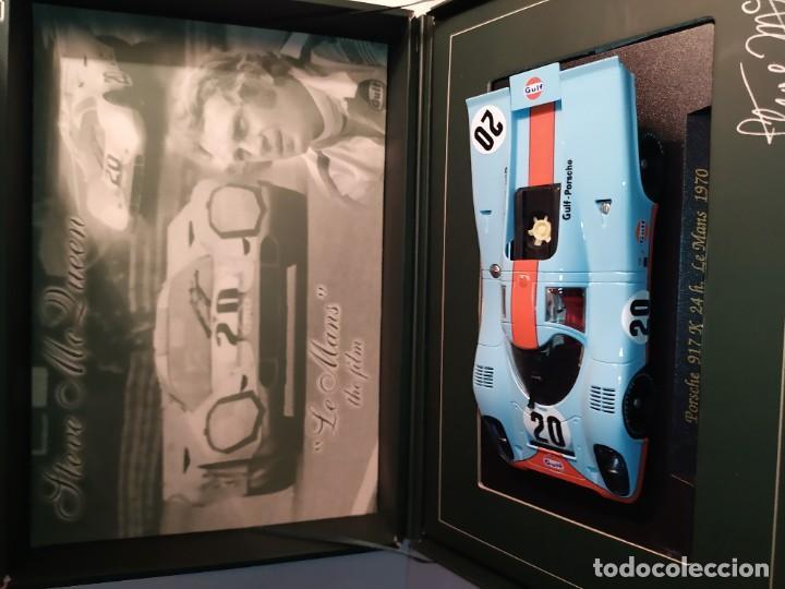 Slot Cars: Porsche 917 de Fly - Steve McQueen Collection - Foto 3 - 190878997