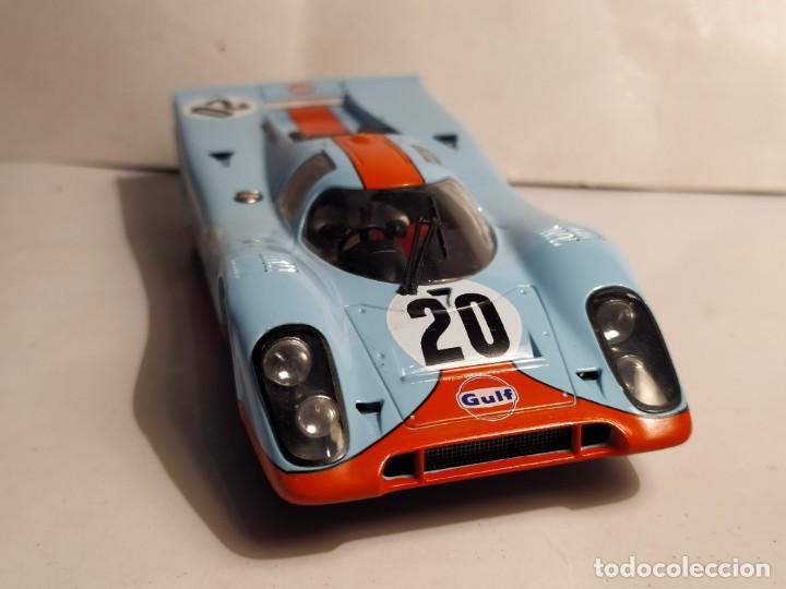 Slot Cars: Porsche 917 de Fly - Steve McQueen Collection - Foto 5 - 190878997
