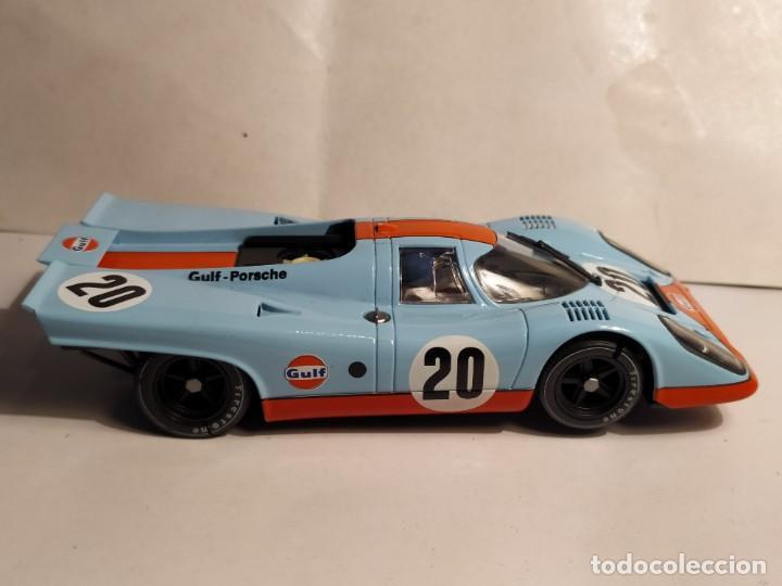 Slot Cars: Porsche 917 de Fly - Steve McQueen Collection - Foto 6 - 190878997