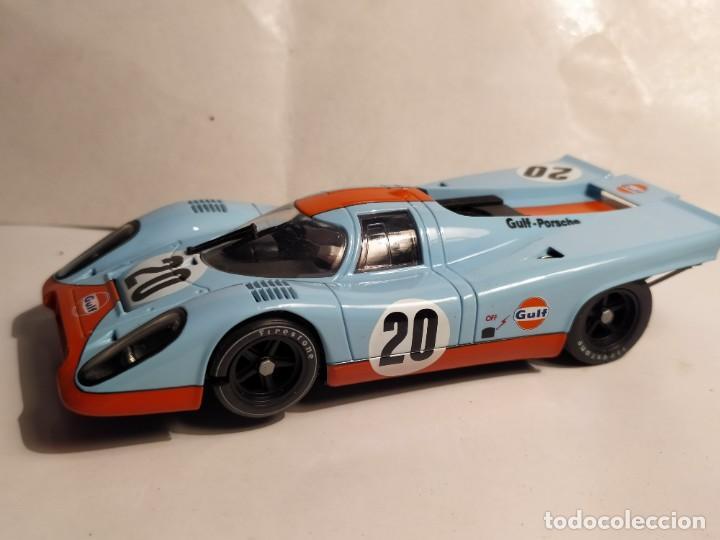 Slot Cars: Porsche 917 de Fly - Steve McQueen Collection - Foto 7 - 190878997