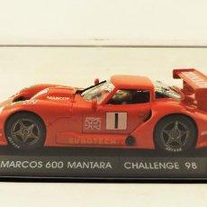 Slot Cars: FLY CAR MODEL MARCOS MANTARA 600. Lote 191572218