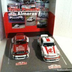 Slot Cars: FLY 99121PORCHE 911 SC TEAM PORSCHE ALMERAS FRÈS MONTECARLO 1980, TOUR DE CORSE. Lote 194153293