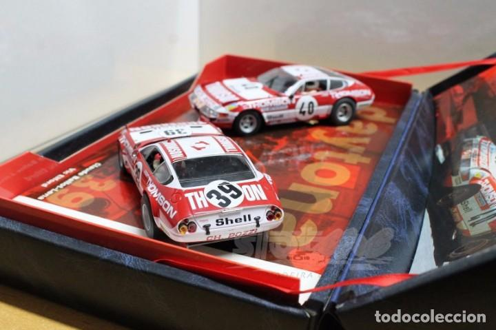 Slot Cars: FLY 96047 Team 09 FERRARI 365GTB/4 DAYTONA 24h Le Mans 1973 - Foto 3 - 194160133