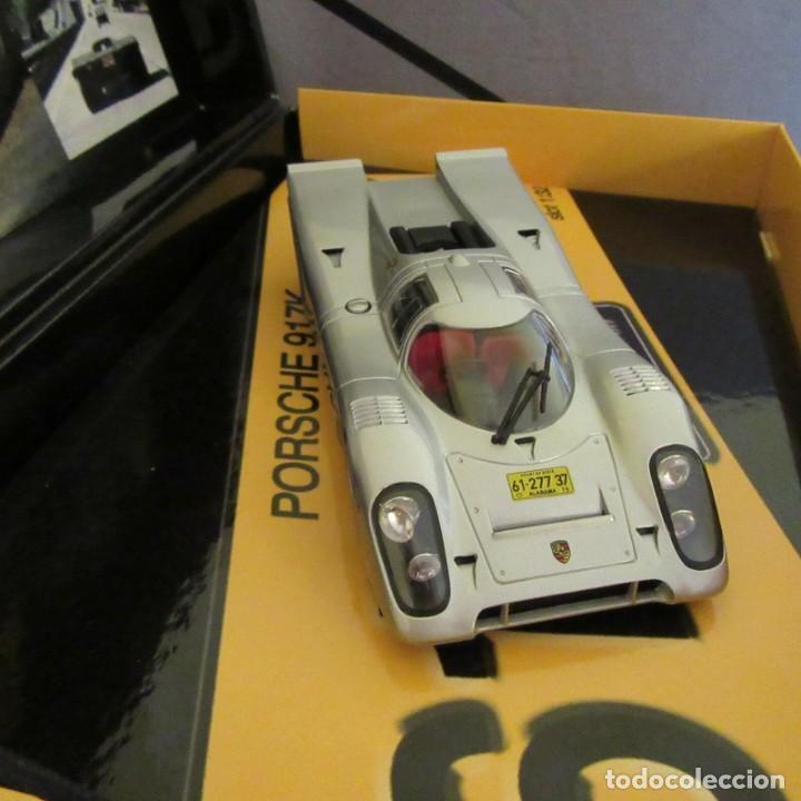 Slot Cars: FLY 96055 S-81 PORSCHE 917K Conde Rossi road car - Foto 2 - 194163885