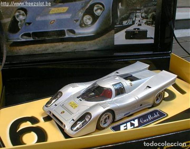 Slot Cars: FLY 96055 S-81 PORSCHE 917K Conde Rossi road car - Foto 4 - 194163885