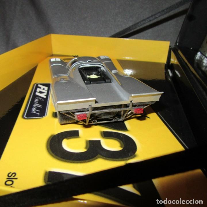 Slot Cars: FLY 96055 S-81 PORSCHE 917K Conde Rossi road car - Foto 5 - 194163885